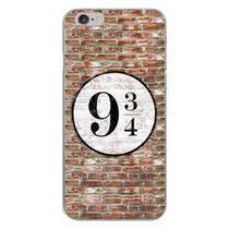 Capa para iPhone 4 e 4S - Harry Potter  Plataforma 9 e 34 - Mycase