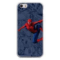 Capa para iPhone 4 e 4S - História em Quadrinhos Homem Aranha - Mycase