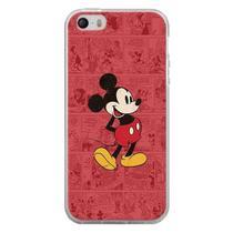 Capa para iPhone 4 e 4S - História em Quadrinhos Mickey - Mycase