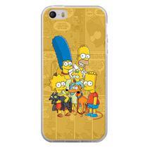 Capa para iPhone 4 e 4S - História em Quadrinhos Simpsons - Mycase