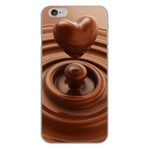 Capa para iPhone 4 e 4S - I Love Chocolate - Mycase