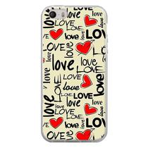 Capa para iPhone 4 e 4S - Love - Mycase