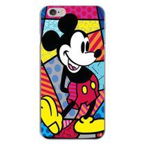 Capa para iPhone 4 e 4S - Mickey  Romero Britto - Mycase