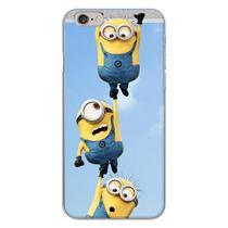 Capa para iPhone 4 e 4S - Minions - Mycase