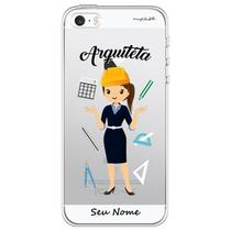Capa para iPhone 4 e 4S - Mycase Arquitetura -