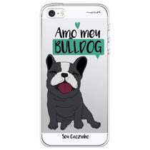 Capa para iPhone 4 e 4S - Mycase Bulldog -