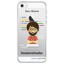 Capa para iPhone 4 e 4S - Mycase Desenvolvedor -