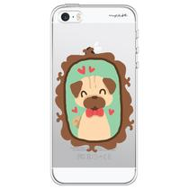 Capa para iPhone 4 e 4S - Mycase Dog -