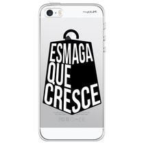 Capa para iPhone 4 e 4S - Mycase Esmaga que cresce -