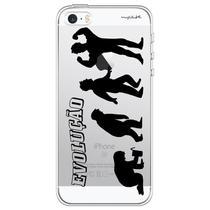 Capa para iPhone 4 e 4S - Mycase Evolução -