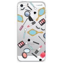 Capa para iPhone 4 e 4S - Mycase Make-up