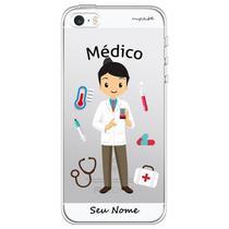 Capa para iPhone 4 e 4S - Mycase Médico -