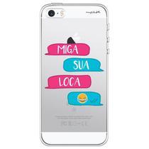 Capa para iPhone 4 e 4S - Mycase Miga Sua Loca -
