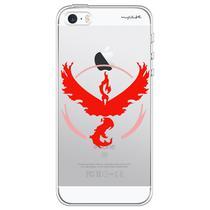 Capa para iPhone 4 e 4S - Mycase Pokemon GO Team Valor -