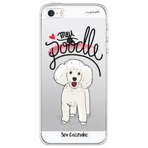 Capa para iPhone 4 e 4S - Mycase Poodle -
