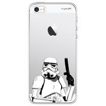 Capa para iPhone 4 e 4S - Mycase Star Wars Stormtrooper -