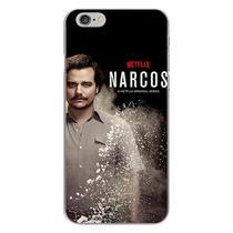 Capa para iPhone 4 e 4S - Narcos  Pablo Escobar - Mycase
