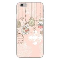 Capa para iPhone 4 e 4S - Páscoa  Ovos - Mycase