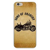 Capa para iPhone 4 e 4S - Sons of Anarchy - Mycase