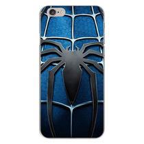 Capa para iPhone 4 e 4S - Spider Man Azul - Mycase