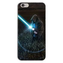 Capa para iPhone 4 e 4S - Star Wars  O Despertar da Força - Mycase