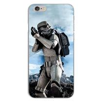 Capa para iPhone 4 e 4S - Star Wars  Stormtrooper - Mycase