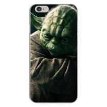 Capa para iPhone 4 e 4S - Star Wars  Yoda - Mycase