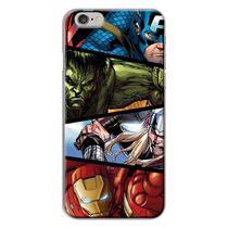 Capa para iPhone 4 e 4S - The Avengers - Os Vigadores 2 - Mycase