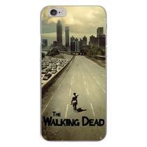 Capa para iPhone 4 e 4S - The Walking Dead  Atlanta - Mycase
