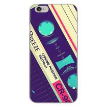Capa para iPhone 4 e 4S - Vintage  Fita Cassete - Mycase