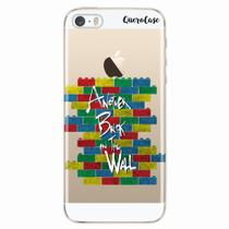 Capa para iPhone 5/5S Another Brick In The Wall - Quero case