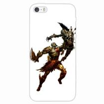Capa para iPhone 5/5S God of War Kratos 04 - Quero case