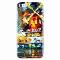 Capa para iPhone 5/5S Moulin Rouge - Quero case