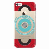 Capa para iPhone 5/5S Pokemon Go Pokedex - Quero case