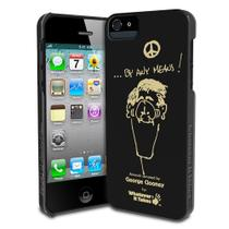 Capa Para iPhone 5/5S/SE Gel Shell Wit George Clooney - Apple