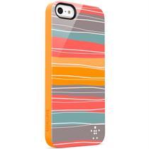 Capa Para Iphone 5 Belkin Shield Wave Tpu Rigido - F8W170TTC01 -