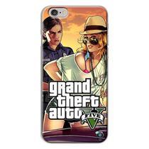 Capa para iPhone 5 e 5S - GTA V  Modelo 4 - Mycase