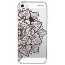 Capa para iPhone 5 e 5S - Mycase Mandala 4 -