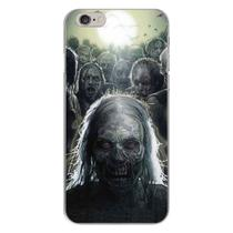 Capa para iPhone 5 e 5S - The Walking Dead  Zumbis - Mycase