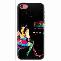 Capa para iPhone 5C Atari Space Invaders - Quero case