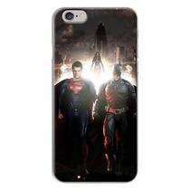 Capa para iPhone 5C - Batman vs Superman 4 - Mycase
