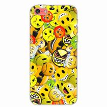 Capa para iPhone 5C Emoticon 02 - Quero case