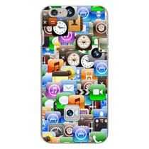 Capa para iPhone 5C - Ícones - Mycase