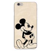 Capa para iPhone 5C - Mickey  Preto - Mycase