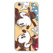 Capa para iPhone 5C - Minnie e Mickey  Desenho - Mycase