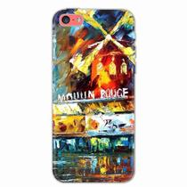 Capa para iPhone 5C Moulin Rouge - Quero case