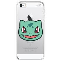 Capa para iPhone 5C - Mycase Pokemon GO Bulbasaur 1 -