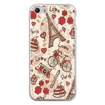 Capa para iPhone 5C - Paris 3 - Mycase