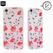 Capa Para iPhone 6/6S/7/8 Feminina Personalizada  Blossoms Casestudi - X-doria