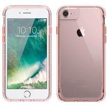 Capa para iPhone 6/6S/7 Survivor Rose Clear - Griffin - GOLDENTEC ACESSORIOS